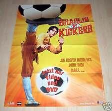 Filmposter A1 Shaolin Kickers Neu Filmplakat Soccer