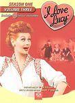 I Love Lucy - Season 1: Vol. 3 (DVD, 2002) INCLUDES FOUR CLASSICS BRAND NEW 6.99
