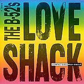 The B-52s Love ShackChannel Z CD