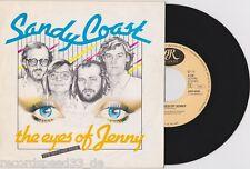 "★★ 7"" - SANDY COAST - The Eyes Of Jenny - A&R Records"