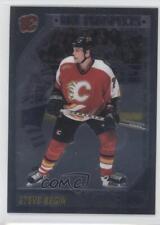 2000-01 Topps Chrome #194 Steve Begin Calgary Flames Hockey Card