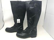 Womens Mossimo (096 15 2186) Briar Black Boots (409G-H)
