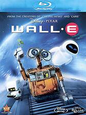 Wall-E (Blu-ray Disc, 2008, 2-Disc set)
