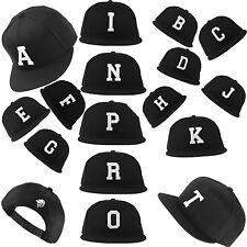 ABC LETTER Baseball Cap Caps COMME DES FUCKDOWN