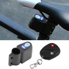 Vélo Moto Alarme Verrouillage Son Haut Sécurité Sécurité anti-vol EH