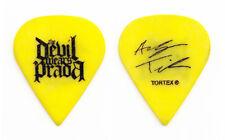 The Devil Wears Prada Andy Trick Signature Sharp Guitar Pick - 2010 Tour