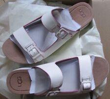 UGG Sandal Shoes Hanneli Flatforms Colors Sizes NEW $135