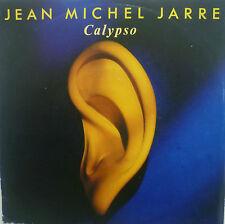 """7"""" 1990 RARE ! JEAN MICHAEL JARRE : Calypso / MINT-?"""