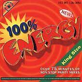 100% Energy Various Artists Audio CD