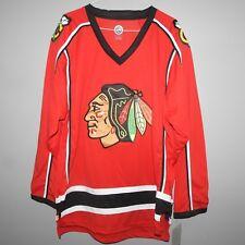 NHL Chicago Blackhawks Hockey Jersey New Mens Sizes MSRP $60