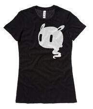 Kawaii Ghost womens t-shirt creepy cute fashion harajuku bunny emo pastel goth