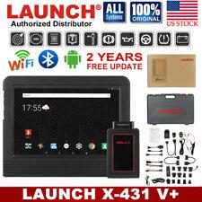 LAUNCH X431 V+ / Creader VII+ OBDII Scanner ScanPad OBD2 Auto Diagnostic Tool