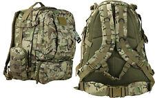 KOMBAT UK VIKING PATROL PACK 60 LITRE ARMY TACTICAL HYDRATION BACKPACK BTP CAMO