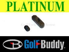 NEW GOLF BUDDY PLATINUM WORLD, II , 2 , Voice, PT4 - 3M BELT CLIP MOUNT KIT