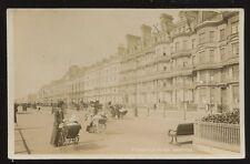 Sussex HASTINGS Eversfield Place 1909 RP PPC nannies & prams
