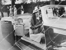 crp-687 1938 news photo France latest fashion mts Auto Show at Bois De Boulogne