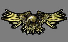 Evil Eagle Biker Patch 5 inch