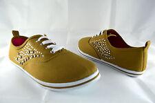 Schn��ren Damen Schuhe Stiefeletten Boots Sneaker Turnschuhe Gr.36-41 Beige A.617 3FLinAx