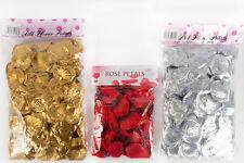 Rosenblätter Rot Silber oder Gold / Hochzeit - Silberhochzeit - Goldhochzeit