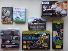 Male activités: Ordinateur de bureau Jeux Laser, Puzzle, Solar Kit, DVD, Kit Voiture etc
