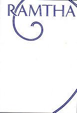 "RAMTHA  ""THE WHITE BOOK"" Atlantis vs Lemuria - Deutsche Ausgabe NEU"
