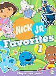 Nick Jr. Favorites - Vol. 1 (DVD, 2005)