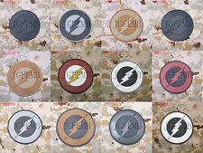 The Avengers The Flash Tactical Morale 3D PVC  Patch