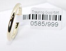 1 Trauring Ehering Hochzeitsring Gold 750 Poliert - Breite 2,5mm - Sonderangebot