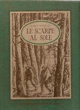 Monelli Le scarpe al sole - Mondadori 1955 Alpini WWI