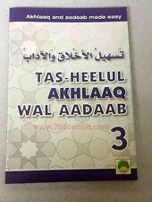 Tas-heelul Akhlaaq Wal Aadaab, Islamic Madrasah & SCHOOL SYLLABUS, Tasheelul 786