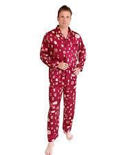 BNWT Mens Classic Satin Pyjamas!