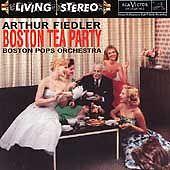 Boston Tea Party, Fiedler, Boston Pops, Acceptable