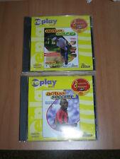 ACTUA SOCCER 3 + ACTUA GOLF 2  PC (REPLAY VERS.)