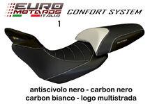 Ducati Multistrada 1200 2015-2017 Tappezzeria Noto2 Comfort Foam Seat Cover New