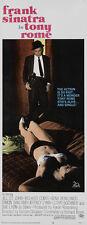 Tony Rome Frank Sinatra Jill St. John movie poster