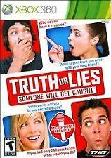 Truth or Lies (Microsoft Xbox 360, 2010)