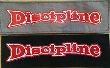 DISCIPLINE (228)  patch   punk rockers skinheads