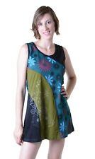 Patchwork Longshirt Tunika Hippie