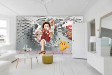 3D König der piraten 727 Wandbild Fototapete Bild Tapete Familie Kinder DE Lemon