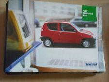 26542) Fiat Seicento Van Polen Prospekt 2001