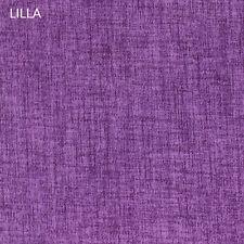 Tela Loneta Mezcla Lila Al 1/2 Medidor para Mobiliario Cortinas cubresofá