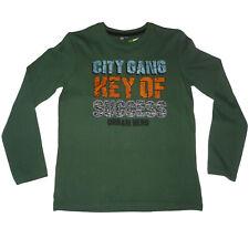 Camisetas manga larga niño de Losan , verde