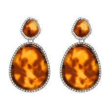for Women's Party Jewelry Gift New Resin Rhinestone Drop Dangle Earrings