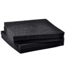 50x50cm Black Fish Tank Sponge Filter Aquarium Filtration Foam Pad Biochemical