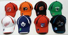 NHL Teams Reebok Pro Shape Flex Cap Hat ASSORTED TEAMS NEW!