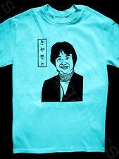 Shingeru Miyamoto T SHIRT (mario luigi zelda star fox pikmin donkey kong f-zero)