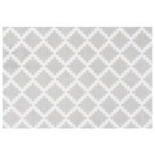 LAVABLE Paillasson ELEGANCE gris blanc