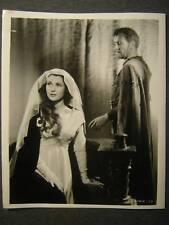 Ronald Colman Frances Dee If I Were King PHOTO 513g