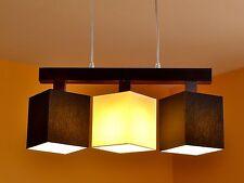 """Luz Colgante Lámpara Diseño"""" ARGO 3"""" Iluminación GRAN DISEÑO Nueva"""