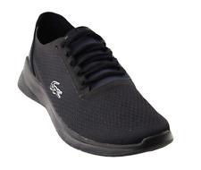 Lacoste Men's LT Fit 318 1 Sneaker, Black